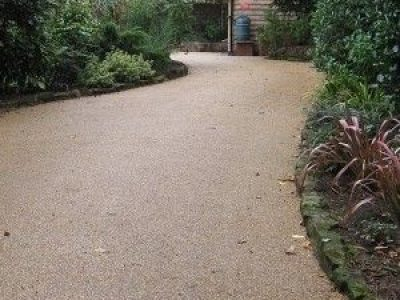 DRIVEWAYS IN HAMPSHIRE
